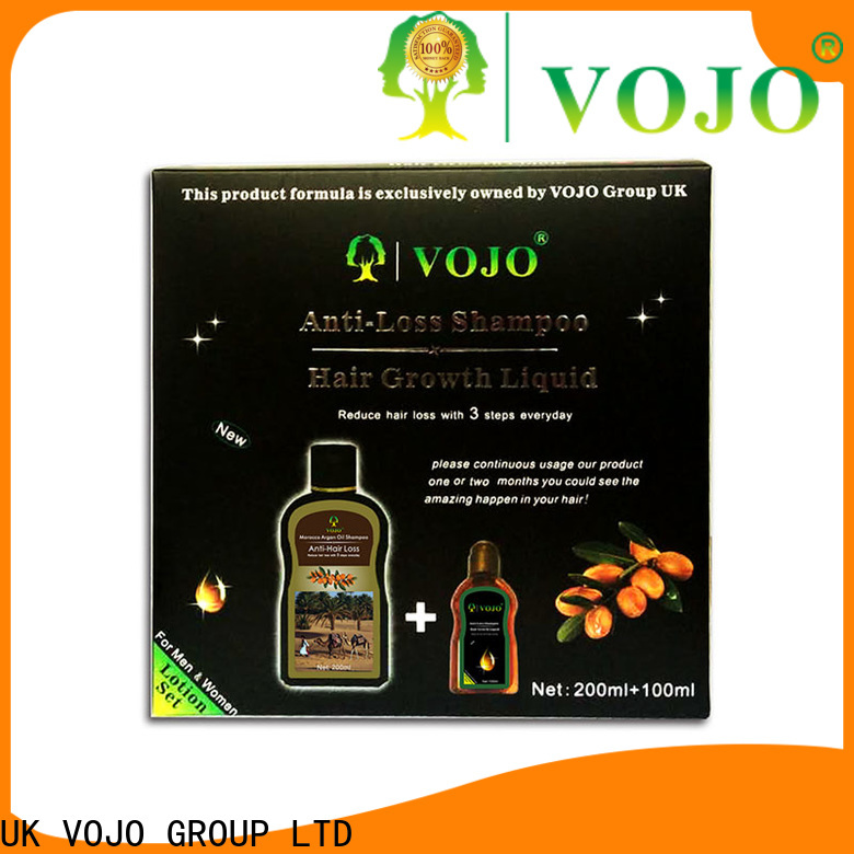 VOJO conditioner anti hair fall shampoo for business for man