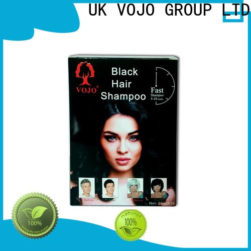 VOJO Top hair colour shampoo suppliers for girls