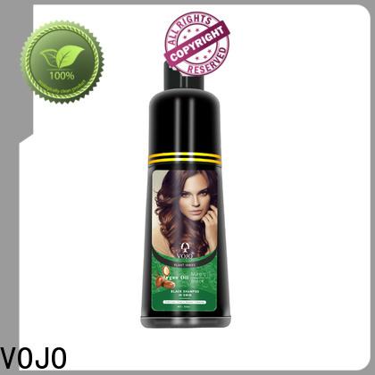 VOJO mustach hair dye shampoo manufacturers for woman