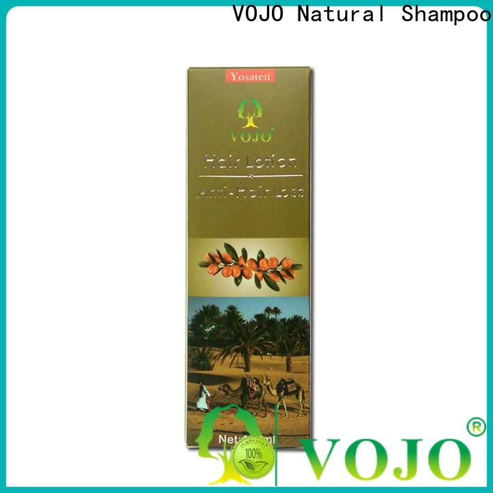 VOJO treatment anti hair fall shampoo supply for woman