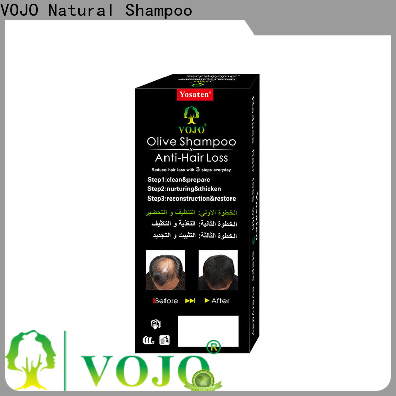New anti hair fall shampoo sulfate manufacturers for salon