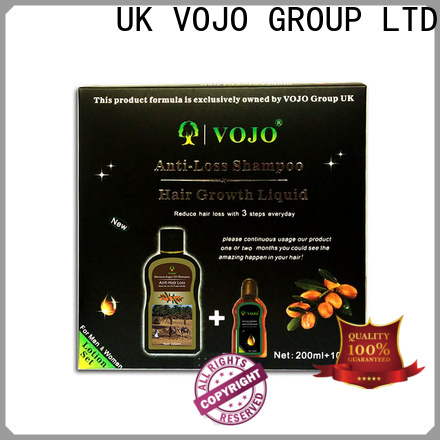 VOJO Best anti hair fall shampoo for business for man