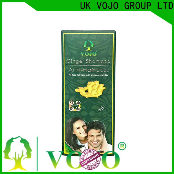 VOJO Wholesale anti hair fall shampoo supply for girls