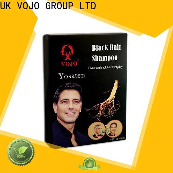 VOJO change hair dye shampoo suppliers for girls