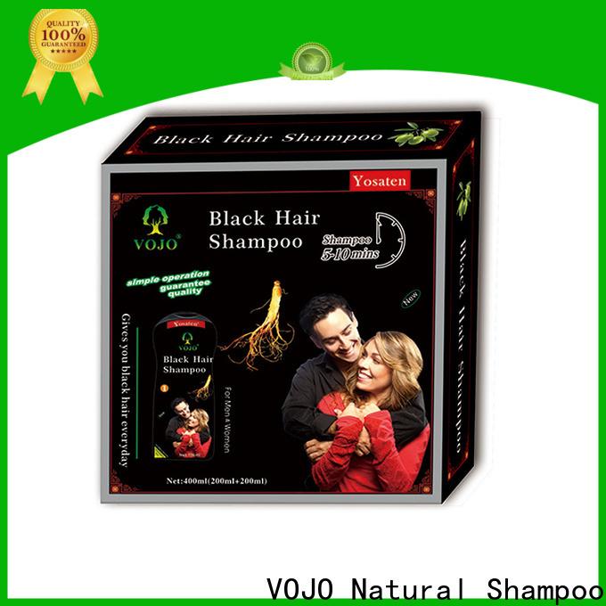 VOJO dyemustacle beard dye shampoo manufacturers for salon