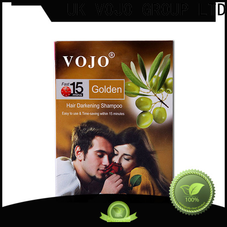 VOJO Best hair dye shampoo for sale for girls