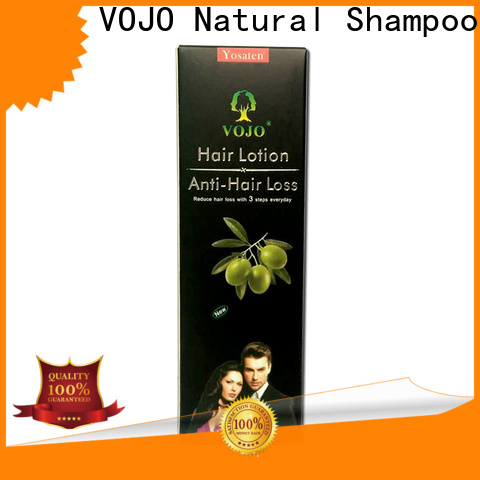 VOJO men anti hair fall shampoo manufacturers for woman