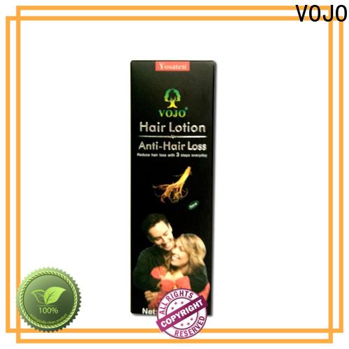 VOJO dubai anti hair fall shampoo for sale for girls