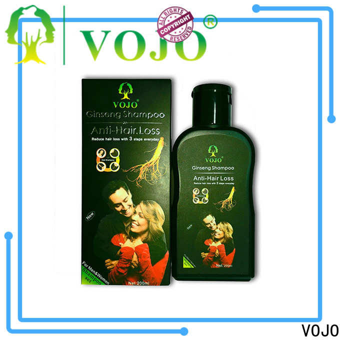 VOJO Best hair growth shampoo supply for man