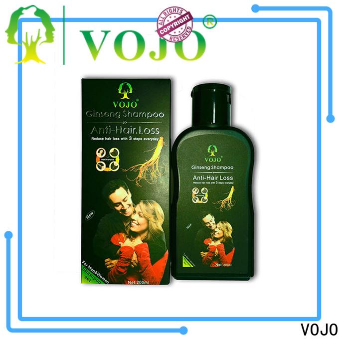 VOJO Best hair growth shampoo supply for man