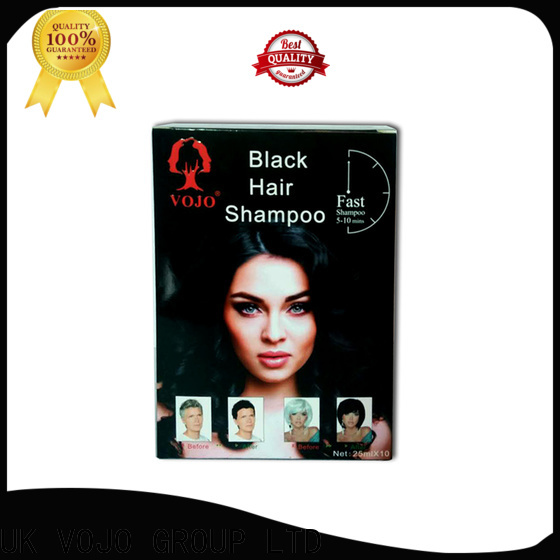 Best hair colour shampoo oem for sale for salon