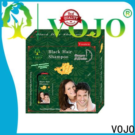 VOJO mins hair dye shampoo suppliers for salon