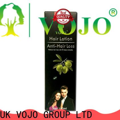 VOJO washhairshampooantihairlosshaircare anti hair loss shampoo manufacturers for girls