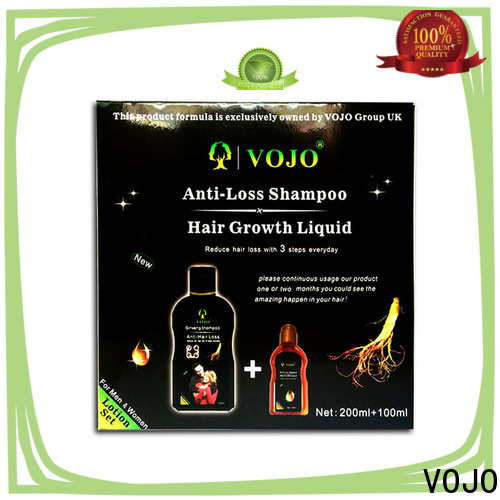Wholesale hair growth shampoo care suppliers for adult