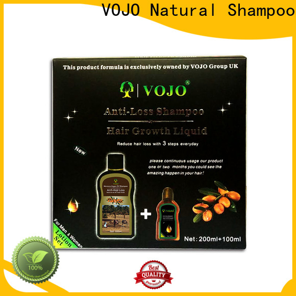 VOJO Best anti hair loss shampoo for sale for girls