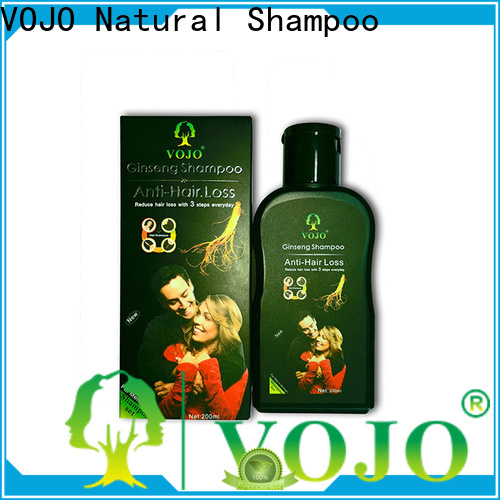 VOJO Custom hair growth shampoo company for adult
