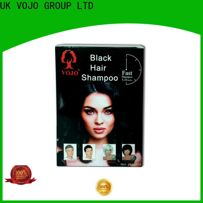 Custom beard dye shampoo shampoo supply for man