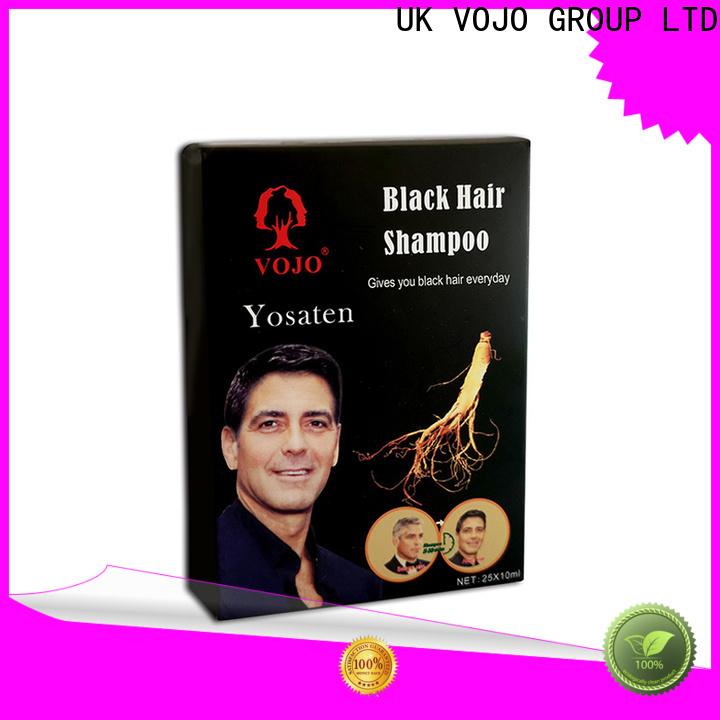 VOJO dyemustacle hair colour shampoo for sale for salon