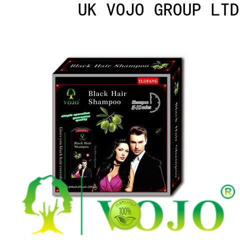 VOJO Top beard dye shampoo supply for woman