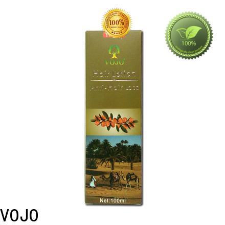 VOJO care hair growth shampoo factory for man