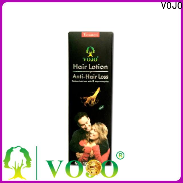 Custom anti hair fall shampoo hair factory for adult