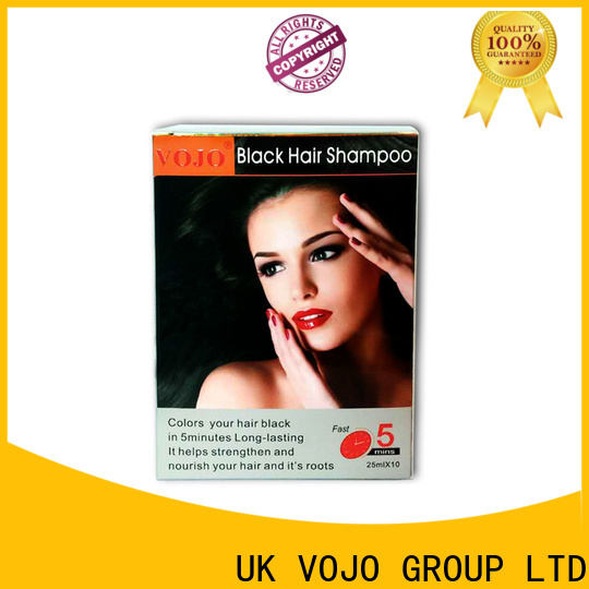 VOJO change hair dye shampoo suppliers for girls
