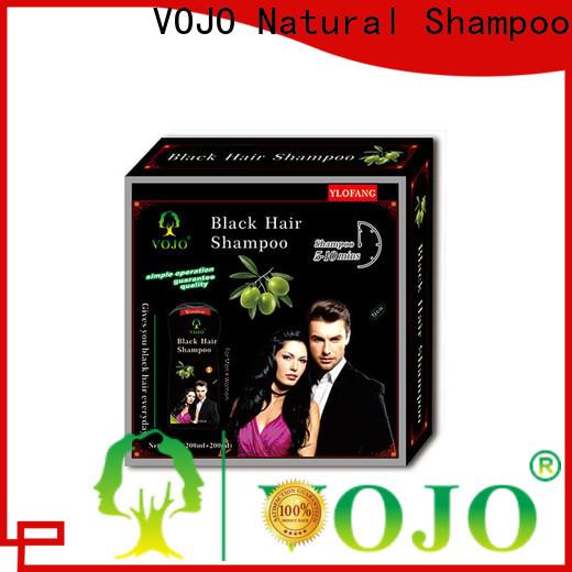 VOJO Latest hair dye shampoo suppliers for salon