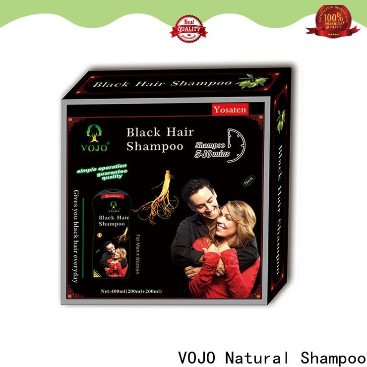 VOJO cream beard dye shampoo company for man