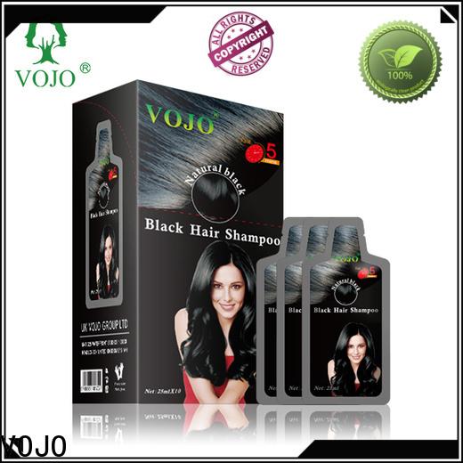 VOJO healthy hair colour shampoo manufacturers for man