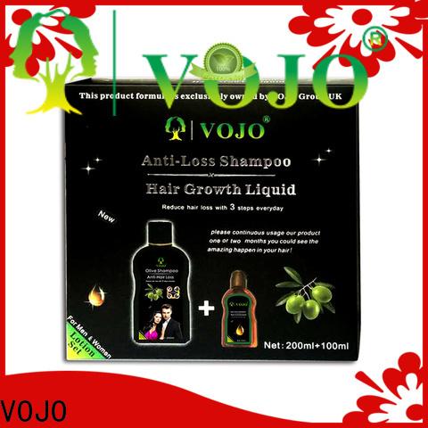 VOJO treatment hair growth shampoo company for adult