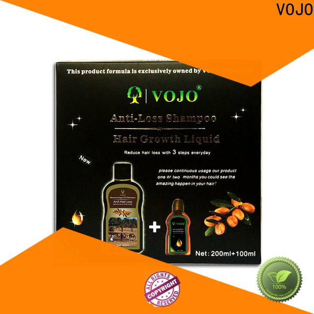 VOJO make hair growth shampoo suppliers for adult