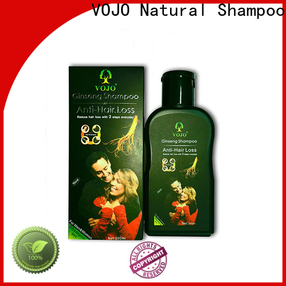 VOJO High-quality anti hair fall shampoo for business for woman