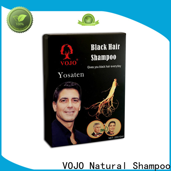 VOJO Latest hair colour shampoo for sale for woman