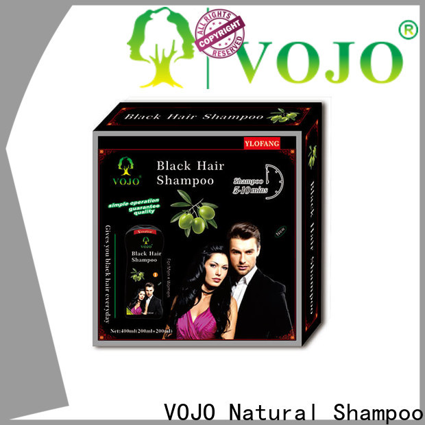 VOJO Top hair dye shampoo factory for adult