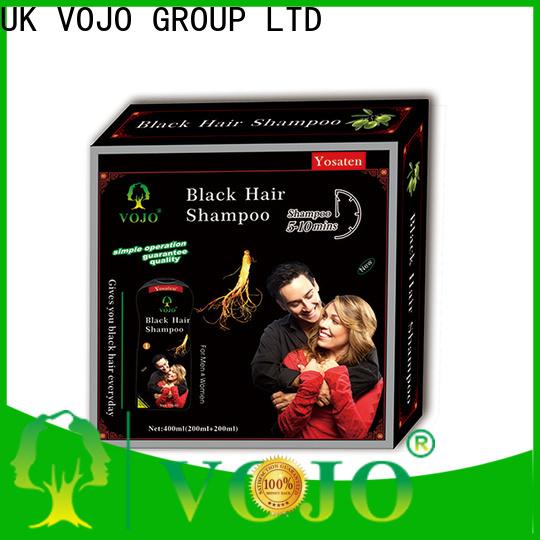 High-quality hair dye shampoo dyeing for sale for salon