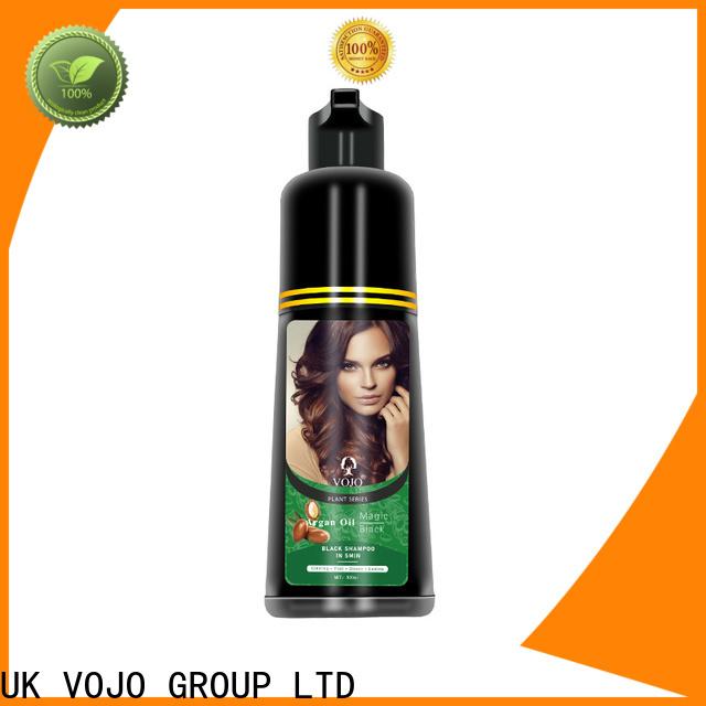 Latest beard dye shampoo hairdye supply for woman