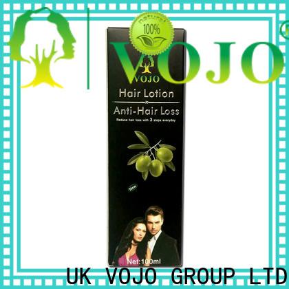 New anti hair loss shampoo support company for man