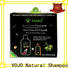 VOJO Latest anti hair loss shampoo for sale for girls