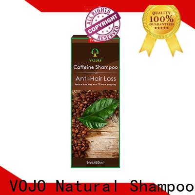 VOJO Wholesale anti hair fall shampoo company for woman
