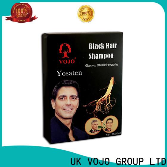Custom hair colour shampoo healthy manufacturers for woman