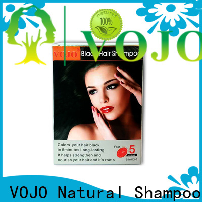 VOJO ginger hair colour shampoo supply for salon