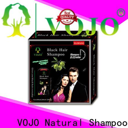 VOJO Best hair colour shampoo for business for salon