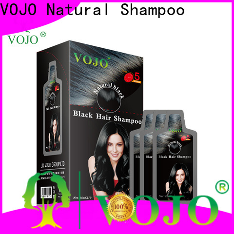 VOJO Best hair colour shampoo company for woman