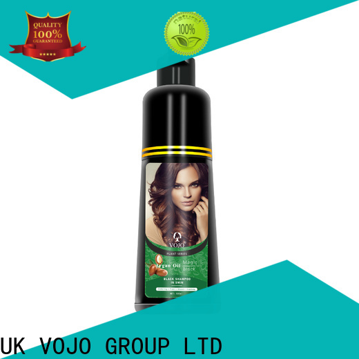 Top hair dye shampoo black manufacturers for girls