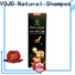 VOJO Wholesale hair growth shampoo for business for man
