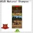 VOJO Custom anti hair loss shampoo for sale for salon