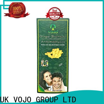 VOJO Latest anti hair fall shampoo suppliers for salon