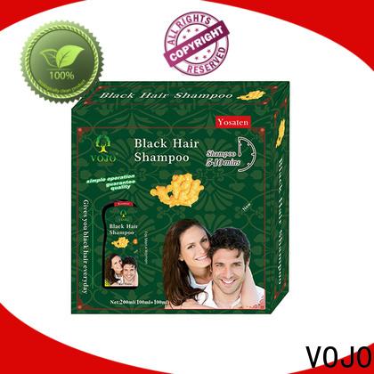 VOJO popular natural shampoo company for man