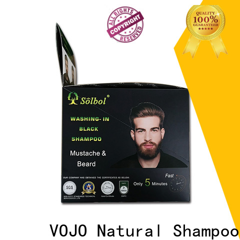 Latest herbal shampoo newest for business for salon