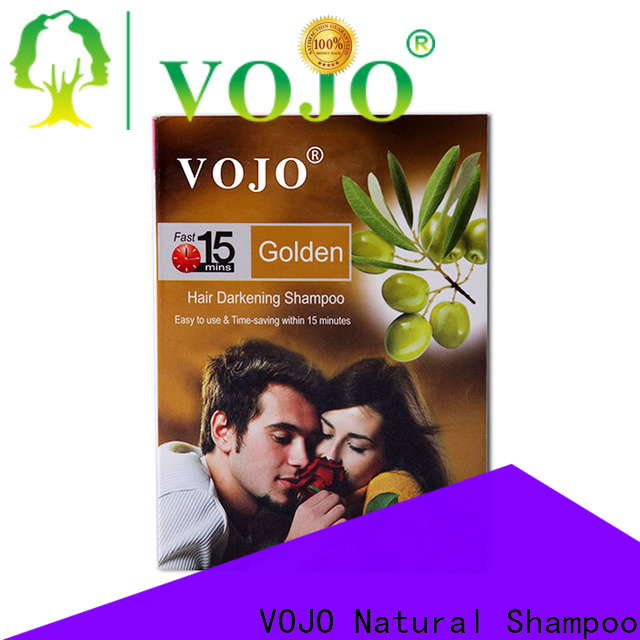 VOJO oem hair shampoo supply for salon
